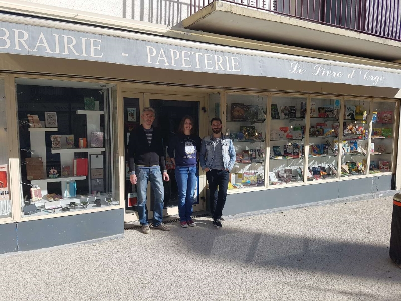 Librairie - Papeterie